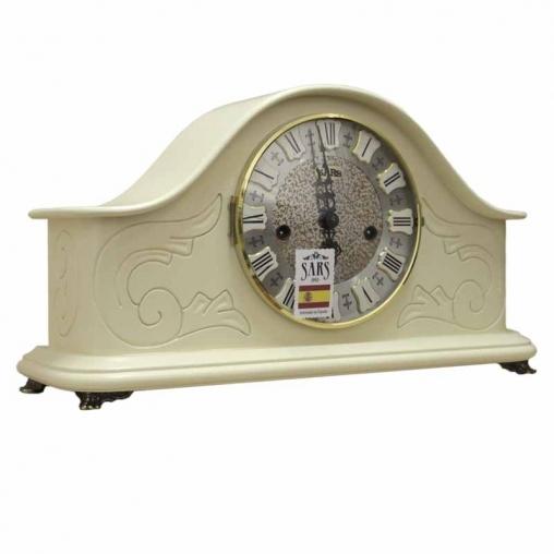 Настольные механические часы SARS 0077-340 Ivory