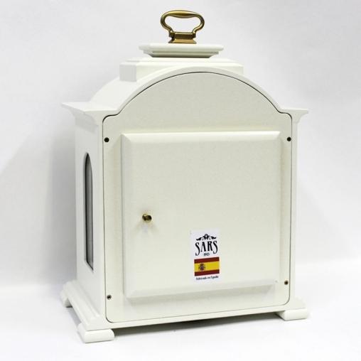 Настольные часы SARS 0092-340 White
