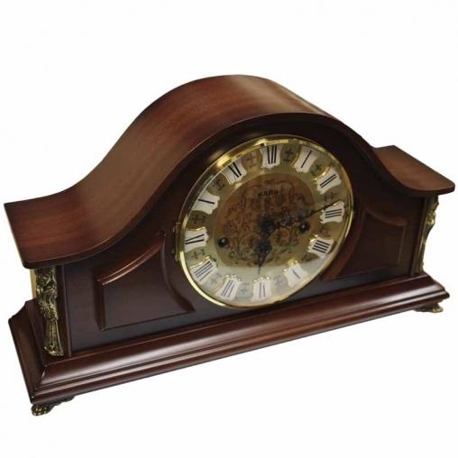 Настольные механические часы SARS 0093-340 dark walnut