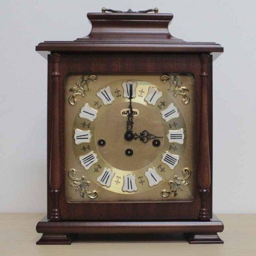 Настольные механические часы SARS 0096-340 Walnut