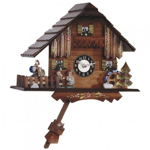 Часы со звуком кукушки SARS 0223-8