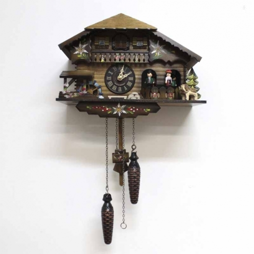 Часы с кукушкой SARS 0400-8MT