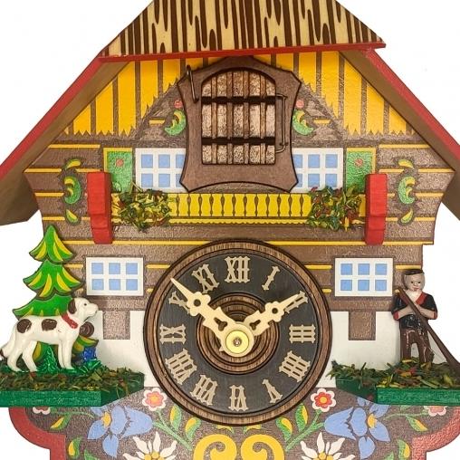 Механические часы с кукушкой SARS 0415-90