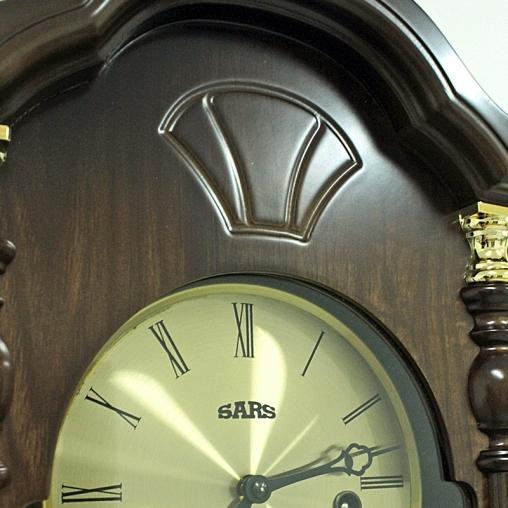 Настенные часы SARS 8552-341 Walnut