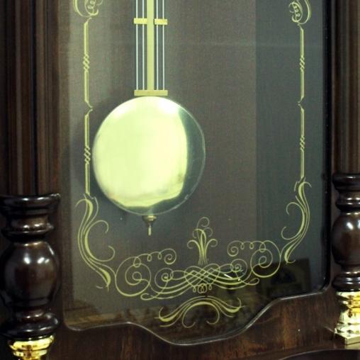 Настенные механические часы SARS 8552-341 Walnut