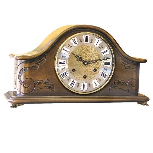 Настольные механические часы SARS 0077-340 Gold Oak