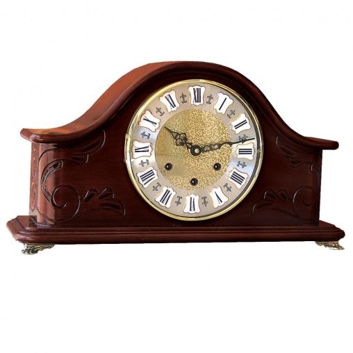 Настольные механические часы SARS 0077-340 Mahagon