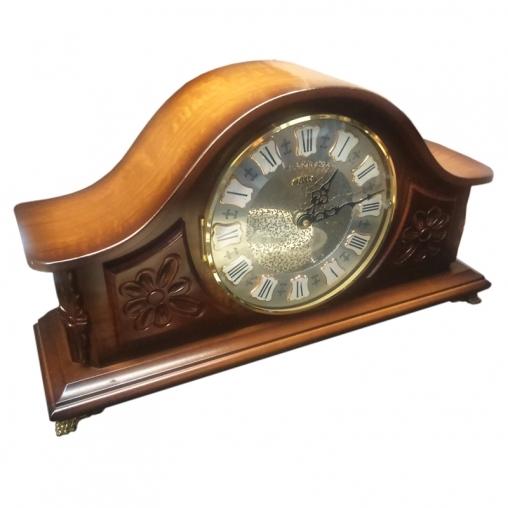 Настольные механические часы SARS 0078-340 Walnut
