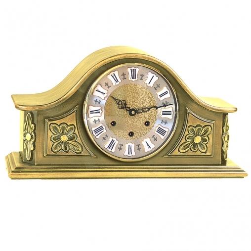 Настольные механические часы SARS 0078-340 Gold Oak