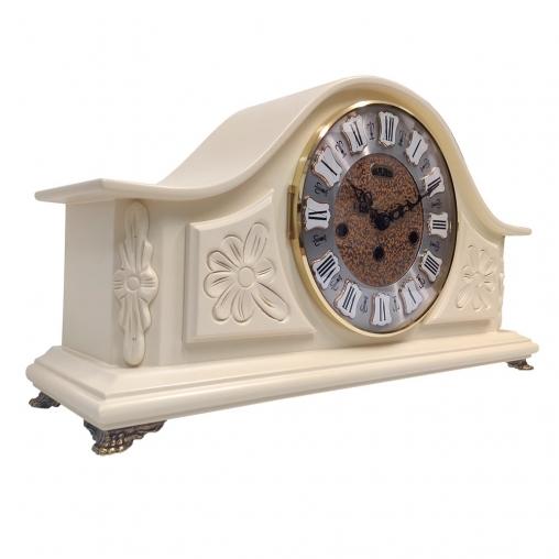 Настольные механические часы SARS 0078-340 Ivory