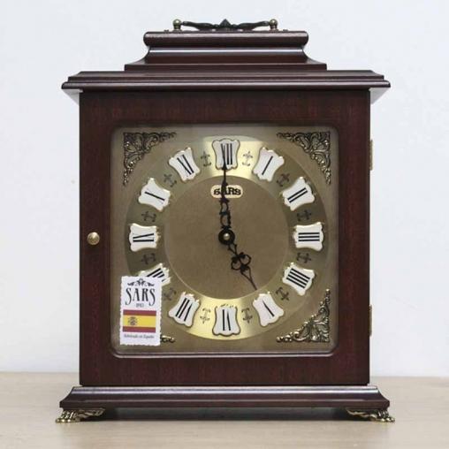 Настольные механические часы SARS 0091-340 Dark Walnut