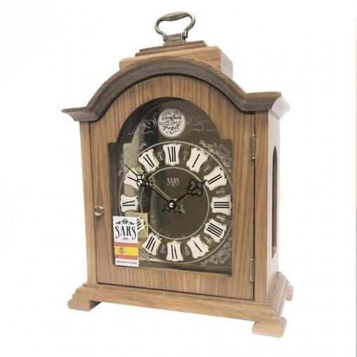Настольные кварцевые часы SARS 0092-15 Oak