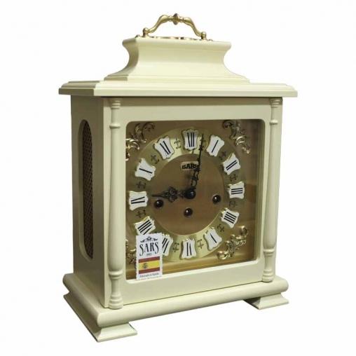 Настольные механические часы SARS 0096-340 Ivory