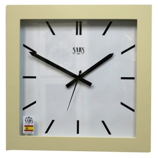 Настенные часы SARS 0195 Ivory