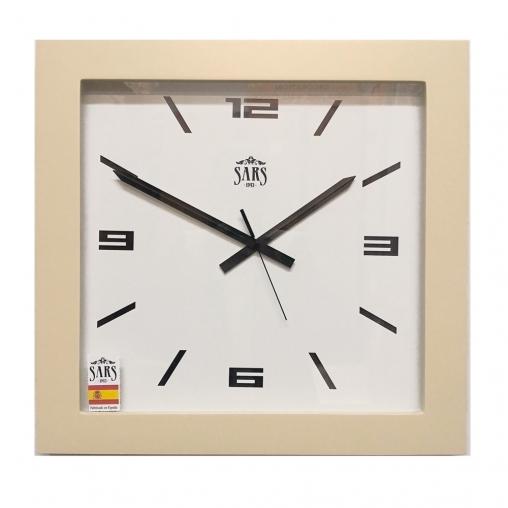 Настенные часы SARS 0195a Ivory