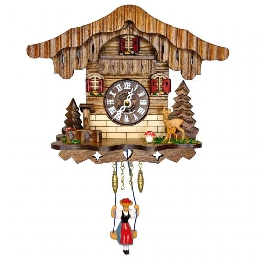 Часы настенные с маятником SARS 179-SQ