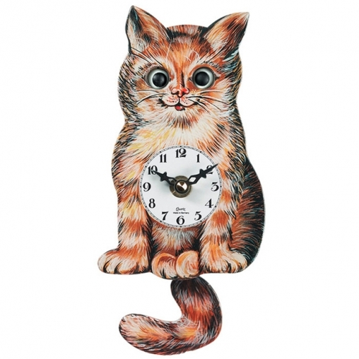 Часы настенные детские с маятником SARS 203-QP