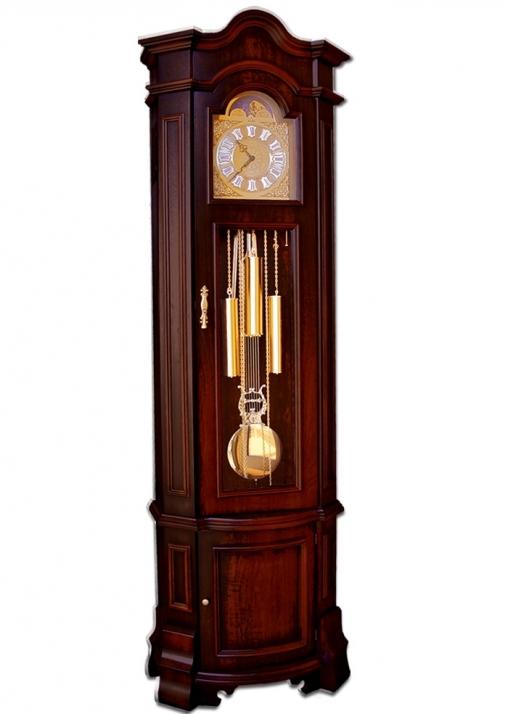 Напольные механические часы SARS 2084-451 Mahagon