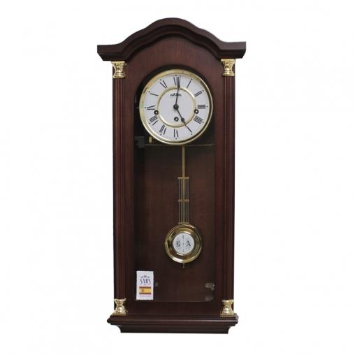 Настенные механические часы SARS 8535-341 Walnut