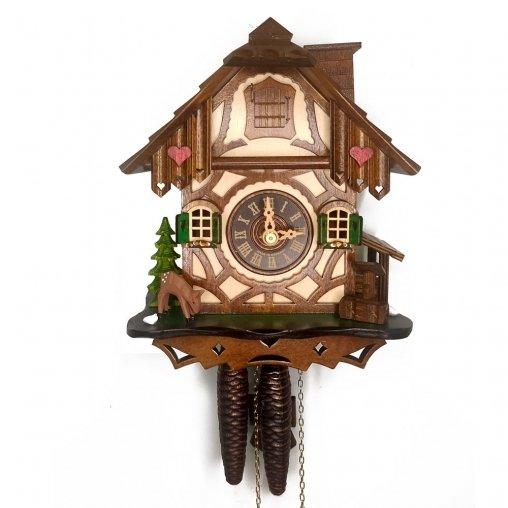 Механические часы с кукушкой SARS 04130-90