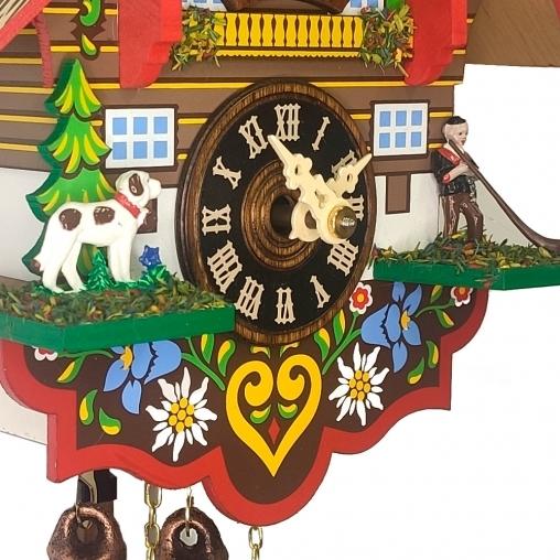 немецкие часы с кукушкой SARS 0415-90