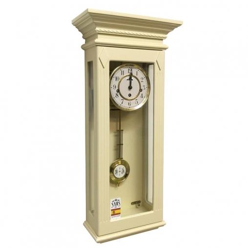 Настенные механические часы SARS 8512-341 Ivory