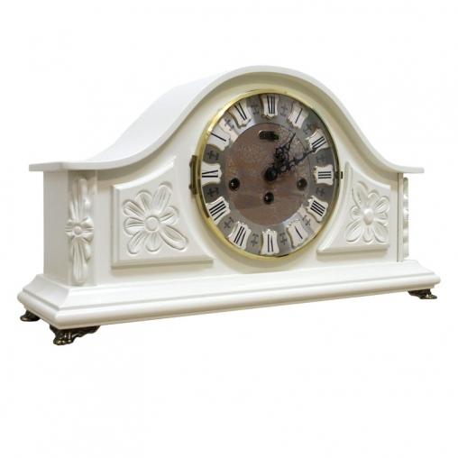 Настольные механические часы SARS 0078-340 White