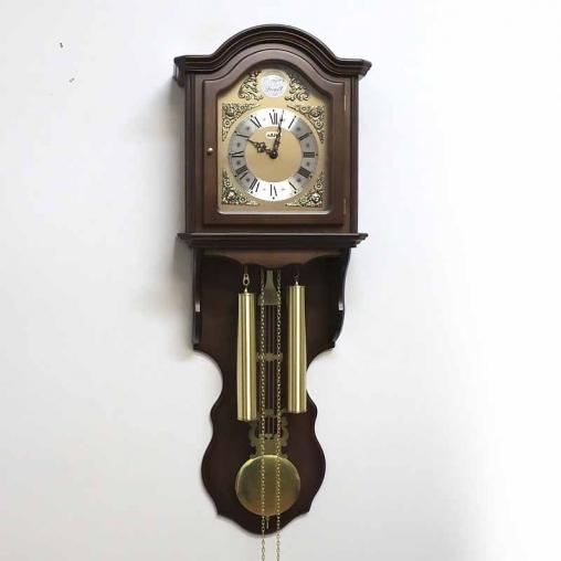 Настенные кварцевые часы SARS 0973-15 Walnut
