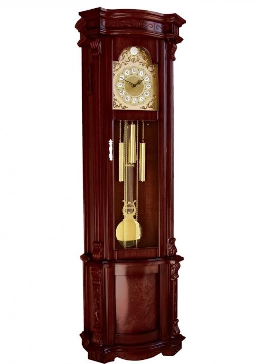 Напольные механические часы SARS 2085-451 Mahagon