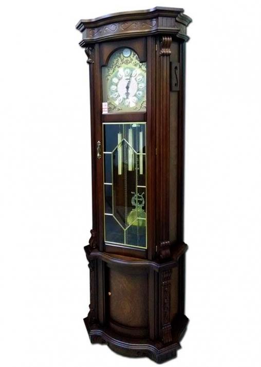 Напольные механические часы SARS 2085-451 Dark Walnut 2