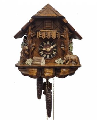 Механические часы с кукушкой SARS 0404-90